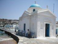 Mykonos-stad